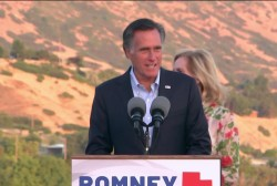 Romney wins Utah primary, publishes op-ed on Trump agenda