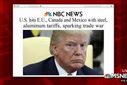 With tariffs, Trump again undermines US alliances