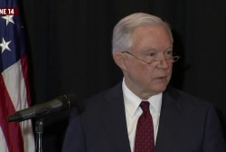 AG Jeff Sessions gets a case of the 'lying disease'