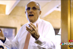 Why Giuliani's PR strategy could be a big problem