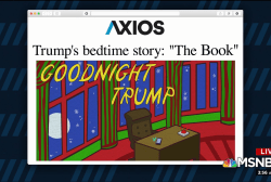 Trump's bedtime story: 'The Book'