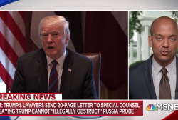 WH lawyers fear Trump may lie during Mueller questioning
