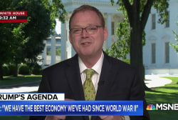 Kevin Hassett on why the WH says tariffs will strengthen economy