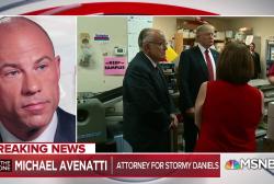 Avenatti: Melania Trump statement contradicting Giuliani 'extraordinary'