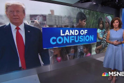 Trump admin has no clear solution to reunite 2,300+ kids with parents