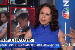 Maria Hinojosa: Policy is a consistent 'dehumanization of people'