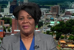 Alice Marie Johnson discusses her presidential pardon