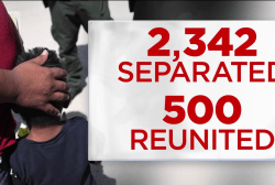 Big Question: Why is there no cohesive plan to reunite migrant families?