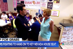 Democrats fight to hang on to key House seat in Nevada