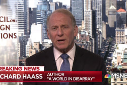 Haass: All sides have benefited from free trade agreements