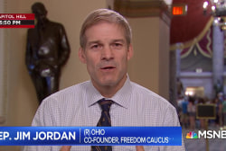 Rep. Jim Jordan debates whether denying asylum to abuse victims is 'Christian'