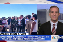 LA Mayor Eric Garcetti: We demand leadership on immigration