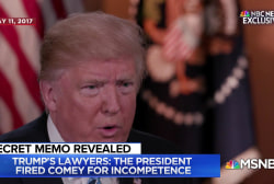 Did Trump obstruct justice? Or were his words 'mischaracterized'?