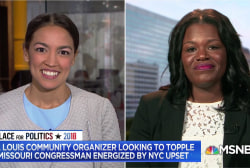 The new faces of the Democratic Party
