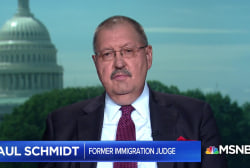 Fmr. Immigration Judge: Migrants are not invaders