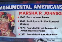 #MonumentalAmerican: Legendary LGBT advocate, Marsha P. Johnson