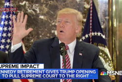 President Trump's Supreme Court and your rights