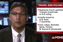 Is President Trump's travel ban constitutional?