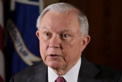Sessions' false claims about separating families