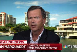 Capital Gazette fmr. editor: I'm proud of what they're doing