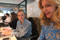 Model & actress Brooklyn Decker has launched a digital wardrobe company