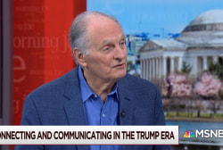 Alan Alda launches a new podcast