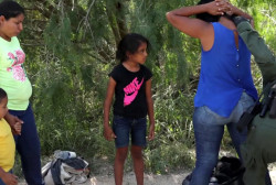 'I will come back for you':  families torn apart by Trump Admin. speak