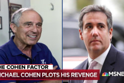 Michael Cohen plots his revenge