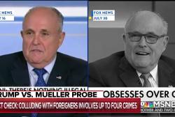 Legal reporter Ari Melber fact check: Collusion is a crime