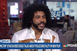 'Hamilton' star Daveed Diggs on 'Blindspotting': 'Wish it was a period piece'