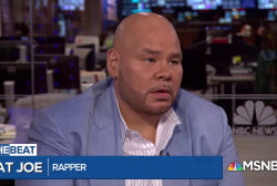 Fat Joe: We will not let Trump become President for a second time