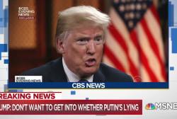 GOP Rep. Johnson compares Trump-Putin summit to Reagan, Kennedy