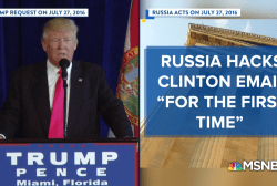 Watch: could this be Mueller's smoking gun for collusion?