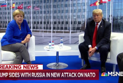 Lt. General: Trump has caused 'anger' and 'worry' with NATO allies