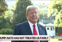 """Trump: Putin Summit might be """"easiest of them all"""""""