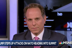 Bash: We're witnessing the de facto collapse of the NATO alliance
