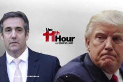 Trump on defense after report Cohen taped Playmate payment chat