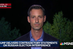 Fmr. CIA insider: Putin has leverage over Trump & will use it