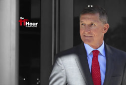 Flynn heads back to court & Manafort's lawyers send mixed signals