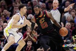 #BIGPICTURE: LeBron James joins LA Lakers for $154 mil