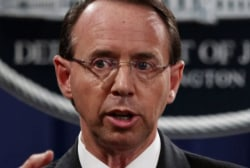 Once 'the gold standard', Rosenstein faces impeachment from GOP