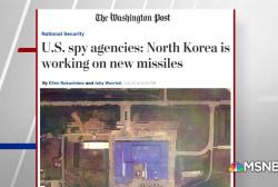 Despite Trump's claims, North Korea continuing missile program