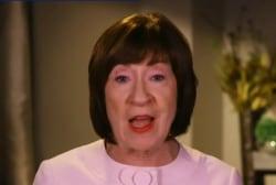 Senator Collins won't support SCOTUS pick hostile to Roe v Wade
