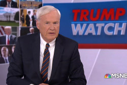 Matthews: Trump embarrasses us on the world stage