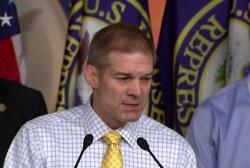 Rep. Jordan denies knowing of abuse at Ohio State