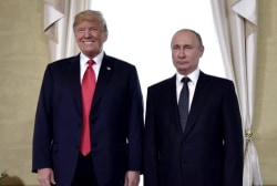 Trump assailed from all sides for deferring to Putin