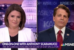 Scaramucci to Trump: Change trade tactics now