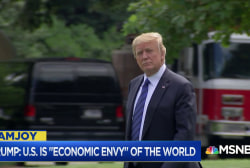 Joe Conason: Trump's biggest broken promise on economy is infrastructure