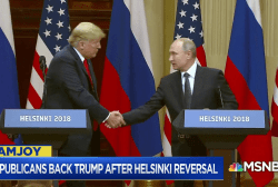 Rick Wilson: Russians continue to put thumb on scale of U.S. politics