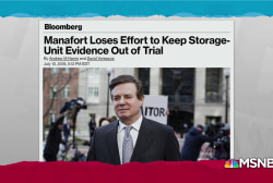 Judge calls Manafort's bluff on pre-trial jail location